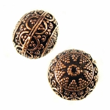 Bali Style Copper Beads