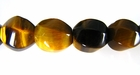 Tiger Eye Twist 10x10mm
