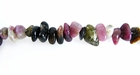 Tourmaline Chip Beads 4x6mm