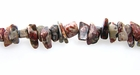Leopard Skin Jasper Chip Beads 5-8mm