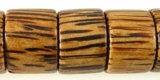 Pukalet Palmwood Beads 20mm