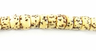 Natural Pukalet Salwag Beads 7x4mm