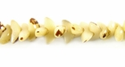 Natural Manol Buri Beads 4-5mm
