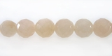 Pink Round  Faceted  Aventurine Beads 8mm
