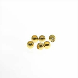 Gold Crimp Beads 1.5 Gram Pack