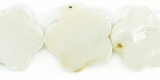 Flower Makabibi Shell Beads 14mm