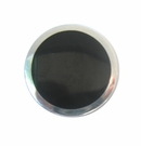 Black Tab Round Frame 25mm