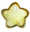 Mother Of Pearl Starfish Pendant 43mm