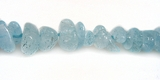 Aquamarine Chips Bead 5mm