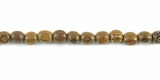 Round Robles  Wood Beads 2-3mm