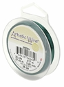 Green 15yds Artistic Wire 22 Ga.