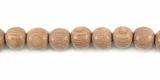 Round Rosewood Beads 4-5mm