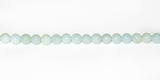 Smooth Round Amazonite Beads 3-3.5mm