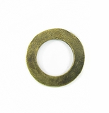 Metalcast Brass Plain O'Ring Pendant