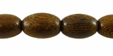 Oval Robles Wood Beads 10mmx15mm