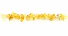 Citrine Chips Beads 7mm