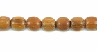 Round Bayong  Wood Beads 4-5mm