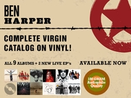 Ben Harper - From The Capitol Vaults - Vinyl Reissue