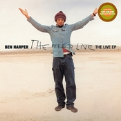 """The Will To Live - Live EP (12"""")"""