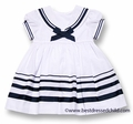 Sailor Suit Dresses for Girls