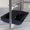 DoorSkirts Plus  Medium Black 11""