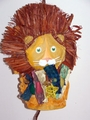 Polly Wanna Pinata Louie the Lion