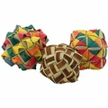 PP Square Woven Foot Toy 3 Pack