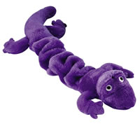 Bungee Gecko Dog Toy