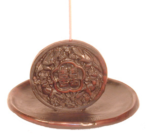 Incense Holder - Double Happiness