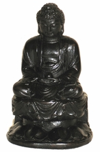 Zen Meditating Buddha - Resin