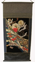 Wall Hangings - One-Of-A-Kind Antique Silk Japanese Kimono Artist's Proofs