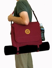 Yoga/Gym/Tote/Computer Messenger Bag