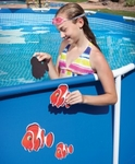 Pool Deco Magnetic Decals