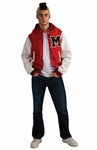 Adult Football Player Puck Glee Costume