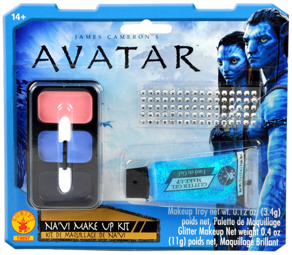 Avatar Na'vi Makeup Kit