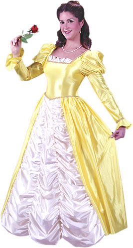 Adult Belle of the Ball Costume