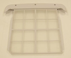 Sunpentown Air Conditioner Dust Filter with Frame Model 10028