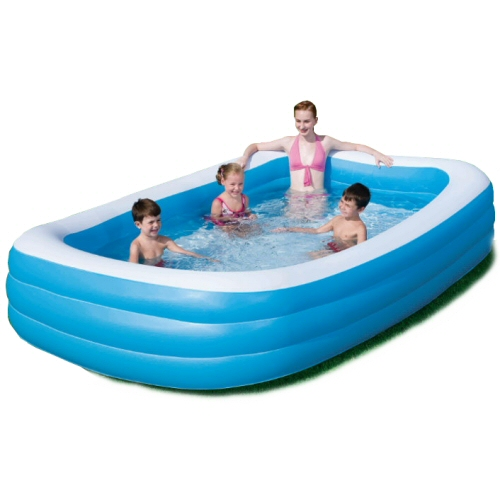 Inflatable Slide Clearwater Beach: Inflatable Wading Pools