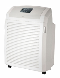 Heavey Duty Air Cleaner with HEPA, Carbon, VOC & TiO2