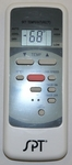Sunpentown Air Conditioner Remote Control Model 10100