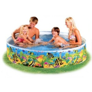 "Fill N Fun Snapset 72"" Diameter Kiddie Pool"