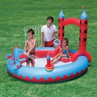 Splash & Play Interactive Castle Pool