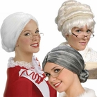 Adult Mrs. Claus Wigs