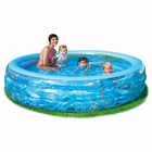 Splash & Play Deluxe Crystal Inflatable Pool