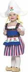 Baby or Toddler Dutch Girl Costume