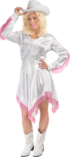 Plus Size Deluxe Dolly Costume