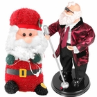 Animated Santa Clauses