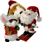 Animated Christmas Plush