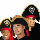 Soft Pirate Hats