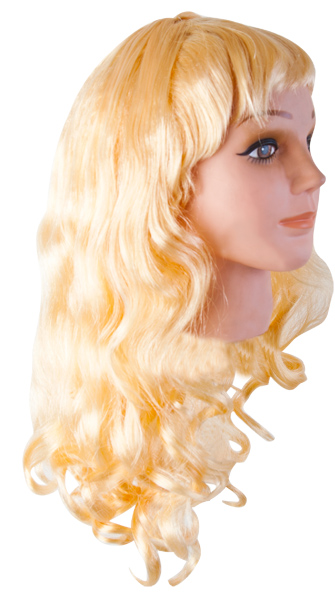 Adult Blonde Starlet Wig